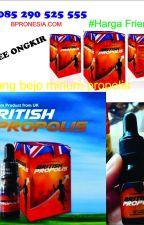 PROMO !!  , WA +62 852-9052-5555 british propolis untuk jerawat by JualBritishPropolis