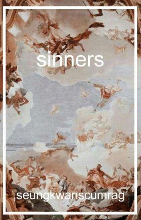 sinners - gay kpop smuts by moanwonu