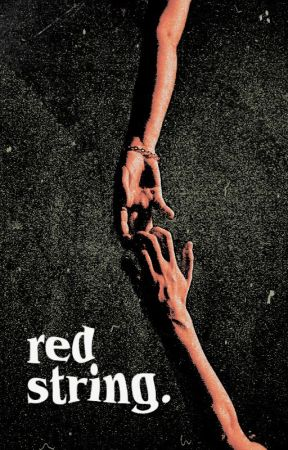 RED STRING,  will byers by -BiTheWay