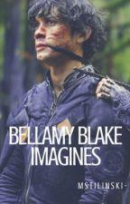 Bellamy Blake Imagines by mstilinski-