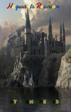 Hogwarts reunion  by Dramione0423