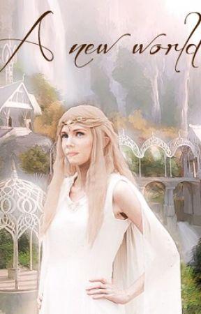 A New World by Llodahl
