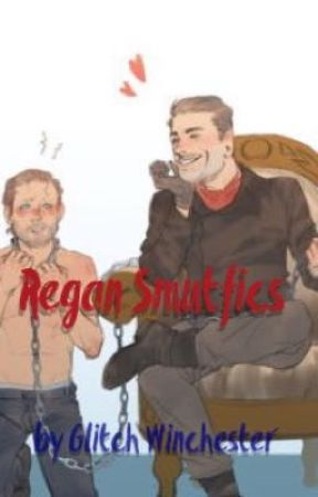 Rick Grimes X Negan Smutfics by GlitchWinc