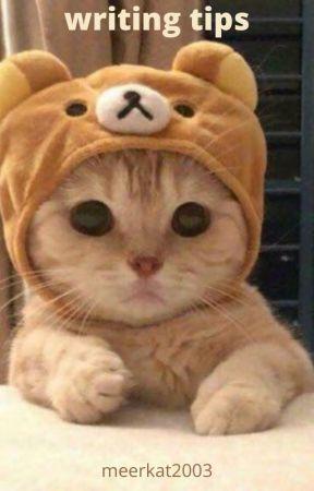 Writing Tips by meerkat2003