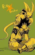 Beerus's Heat: A Goku x Beerus Love Story by DemonIkari