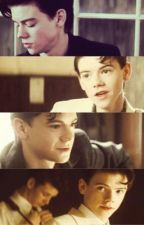 Thomas Brodie Sangster x female reader imagines by Fan_Of_EverythingXD