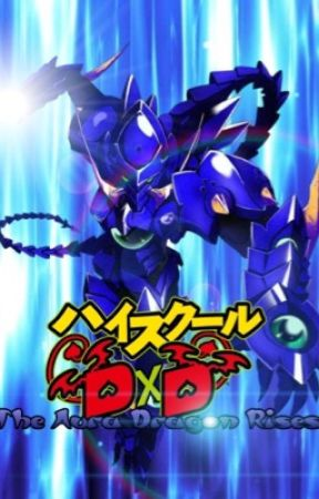 The Aura Dragon Rises (Male Reader X Akeno Himejima) by SykonSSR