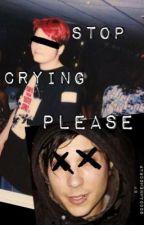 Stop Crying, Please (ferard/frerard) by GodDamnEmoCrap