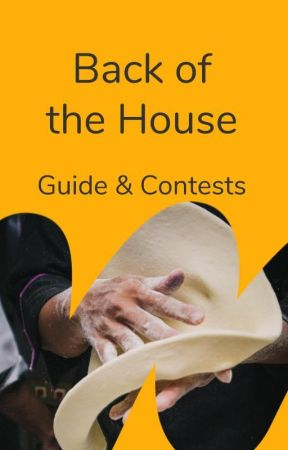 Back of the House - Guide and Contests by FoodKart