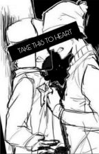 Take This To Heart |Stan X Kyle| by barelycroquet