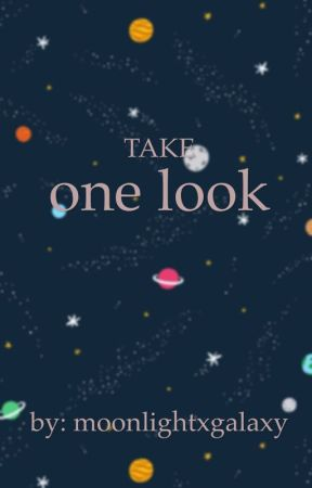 TAKE one look  by kya_papaya