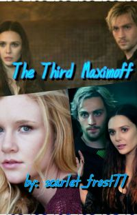 The Third Maximoff cover