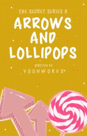 arrows and lollipops by Yoonworks