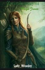 Zwiadowczyni - Maya Jones by Lady_Weasley