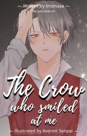 The Crow who smiled at me by imsinaaa