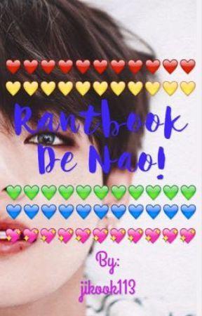 Rantbook de Nao ! by jikook113