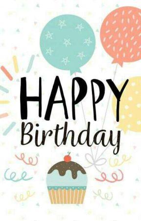 Feliz cumpleaños a mí  by ScarlattaOHaran