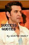 SUCCESS QUOTES cover