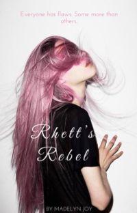 Rhett's Rebel cover