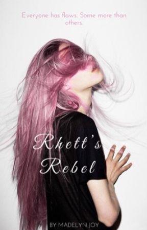 Rhett's Rebel by MadelynJoy2