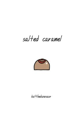 salted caramel | g.bluemoon by KatTheDanosaur