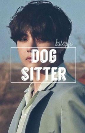dog sitter | k. taehyung  by kaseymariev