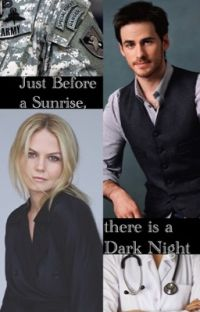 Just Before a Sunrise, There is a Dark Night  cover