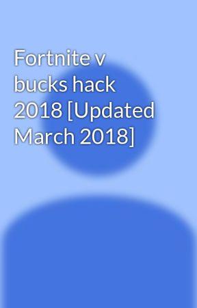 Fortnite v bucks hack 2018 [Updated March 2018] by generator2025