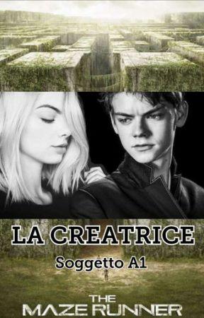 soggetto A1- la creatrice by Micaelaca99