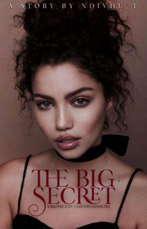 The Big Secret   by Nunupurple