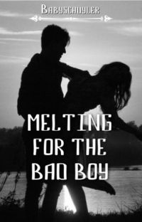 Melting For The Bad Boy (being edited) cover