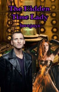 The Hidden Time Lady |Edited| ✔️ cover