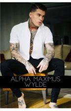 Alpha Maximus Wylde by Crystaljefferson11