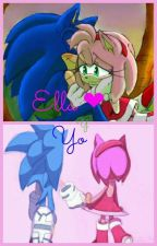 Ella y Yo ~ Sonamy  ;) ;)  by Lindsay---Celeste