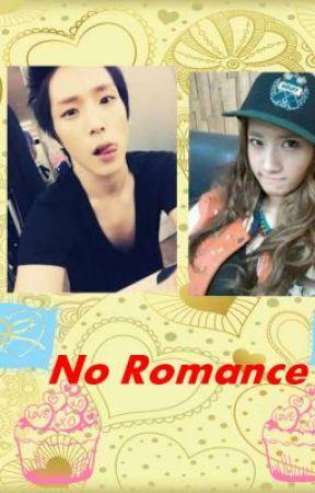 No Romance by hoya_yoona30
