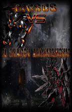 Bigsus Vs El Dragon Archidemonio by ByJesusVzla