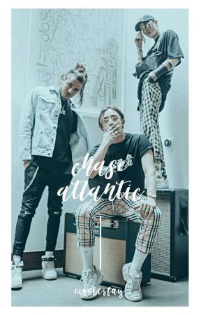 ━━ CHASE ATLANTIC by circlestay