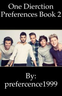 One Direction Preferences Book 2 cover