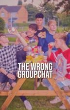the wrong groupchat (roadtrip) by dontwannatalkabtthis