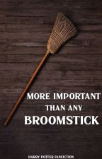 More Important Than Any Broomstick [Harmione] by LumosNox22