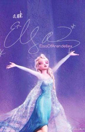 Ask Elsa by ElsaOfArendellex