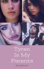 Tyren is my parents  by Rockyblu14