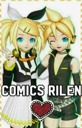 Comics Rilen by X_SoyKomachiMirai_X