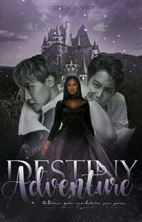 Destiny Adventure • jhs by queridacamaleoa