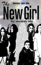 The New Girl • (Lauren/You) by sincerelyndg