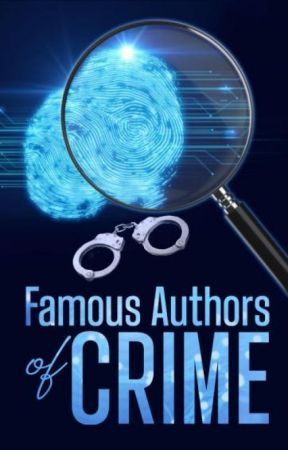 Famous Authors of Crime by crime