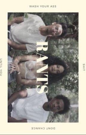 BLACK GIRL RANTS AND RAMBLES by javakook