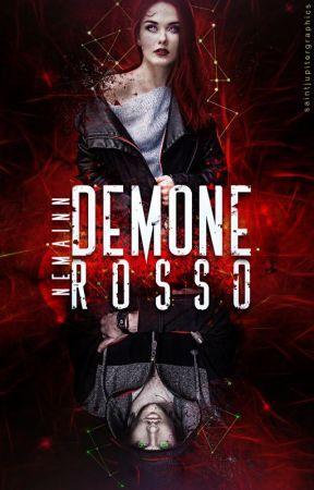 Demone Rosso by Nemainn