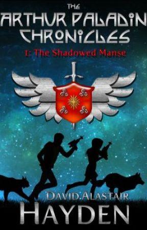 The Shadowed Manse by davidalastairhayden