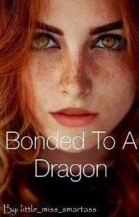 Bonded to a dragon cover